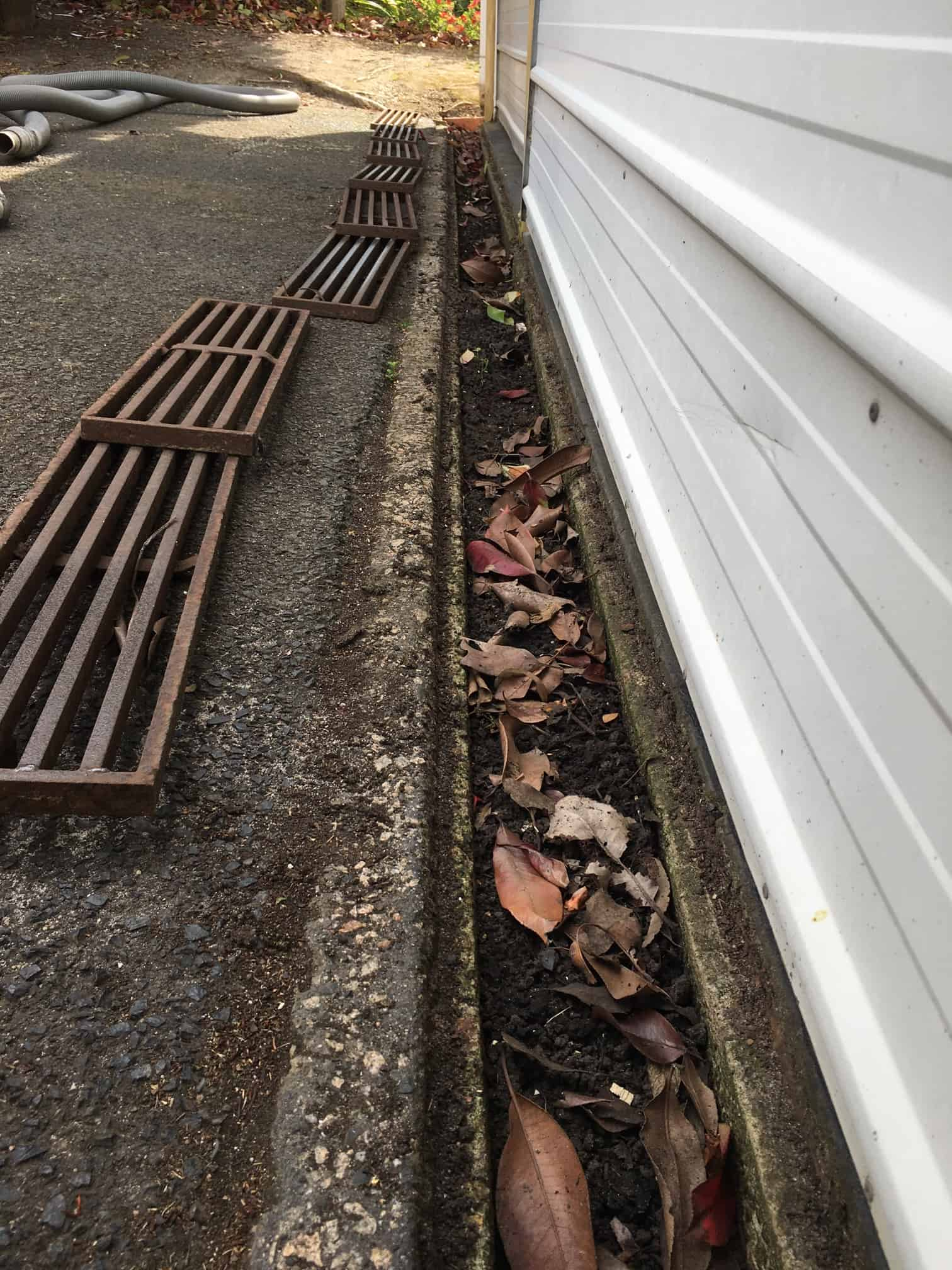 Driveway Drain Cleaning